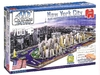 Time Puzzle New York von 4D Cityscape by Jumbo