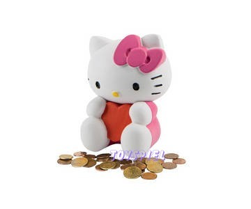 Hello Kitty Spardose von Bullyland