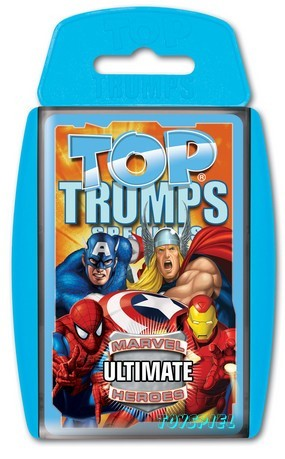 ultimate top trumps