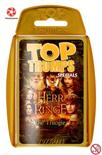 Top Trumps Herr der Ringe Relaunch von Winning Moves