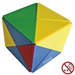 Mag Blocks - 3D Magnetic Pyramids von EDUPLAY