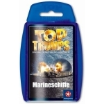 Top Trumps Marineschiffe von Winning Moves