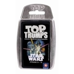 Top Trumps Star Wars IV - VI von Winning Moves