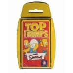 Top Trumps Simpsons von Winning Moves