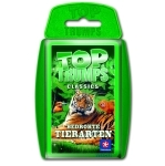Top Trumps Bedrohte Tierarten von Winning Moves