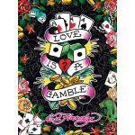 Ravensburger Puzzle 500 Teile Ed Hardy Love is a gamble