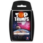 Top Trumps Das Sonnensystem von Winning Moves
