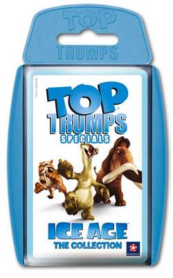 Top Trumps Ice Age The Collection von Winning Moves
