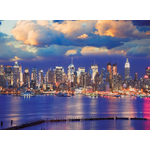 Ravensburger Puzzle 500 Teile Skyline New York