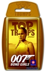 Top Trumps 007 Bond Girls von Winning Moves