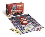 Super Race Cars 2  - 1.000 Kilometer Brettspiel - von Dujardin by Winning Moves