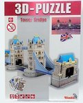 3D-Puzzle Tower Bridge 41Teile von Simba