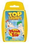 Top Trumps Disney's Phineas and Ferb von Winning Moves