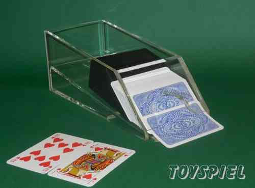 Poker Set, Internationales Bild - von FX Schmid